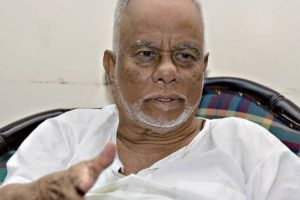 President, PM condole death of Congress leader and former Minister Jaffer Sharief