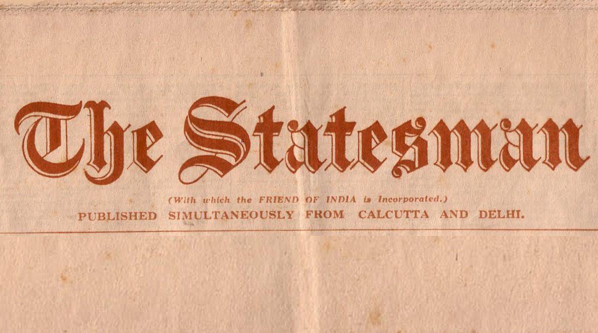 100 Years Ago, The Statesman, Statesman 100 Years Ago