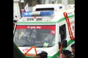 108 ambulance saves one life every hour in Himachal