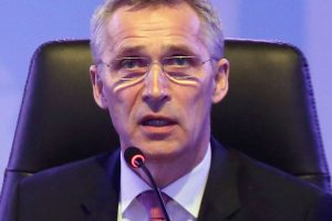 NATO chief Jens Stoltenberg makes surprise visit to Afghanistan