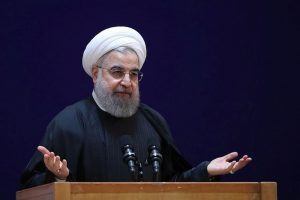 US sanctions will not defeat Iran: Rouhani