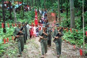 62 Naxals surrender in Chhattisgarh; Govt terms it 'huge achievement'