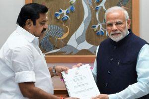 Tamil Nadu seeks Rs 15,000 crore for cyclone relief