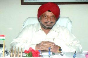 MP polls   Denied ticket, ex-Union minister Sartaj Singh quits BJP, joins Congress