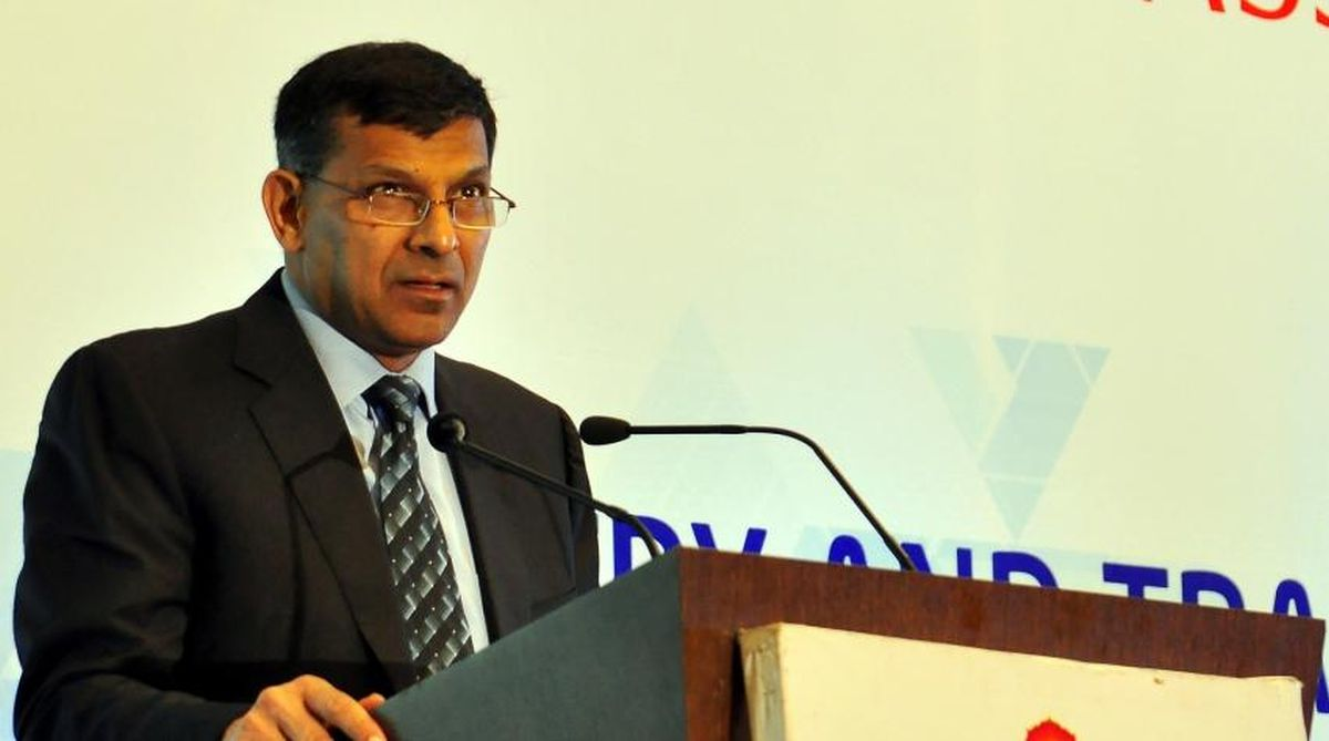 Former Governor of RBI Raghuram Rajan