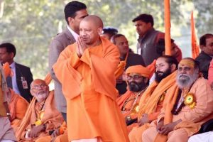 Yogi Adityanath gives 'good news' on Diwali, announces Ram statue in Ayodhya