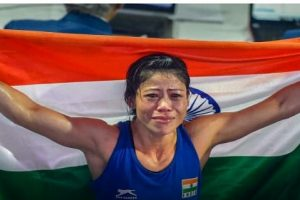 Women's World Boxing Championship: Magnificent Mary Kom clinches record sixth gold medal
