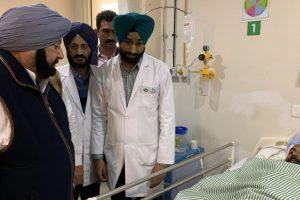 Amritsar grenade attack has Pak signature: Amarinder Singh