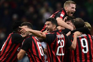 Romagnoli scores at both ends as AC Milan go fourth
