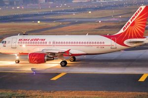 Air India plane hits building at Stockholm airport, all passengers safe
