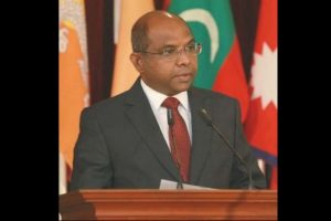 Male says no plan to allow Indian military base in Maldives