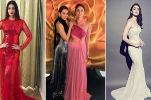 Lux Golden Rose Awards: Who was best dressed? Take your pick