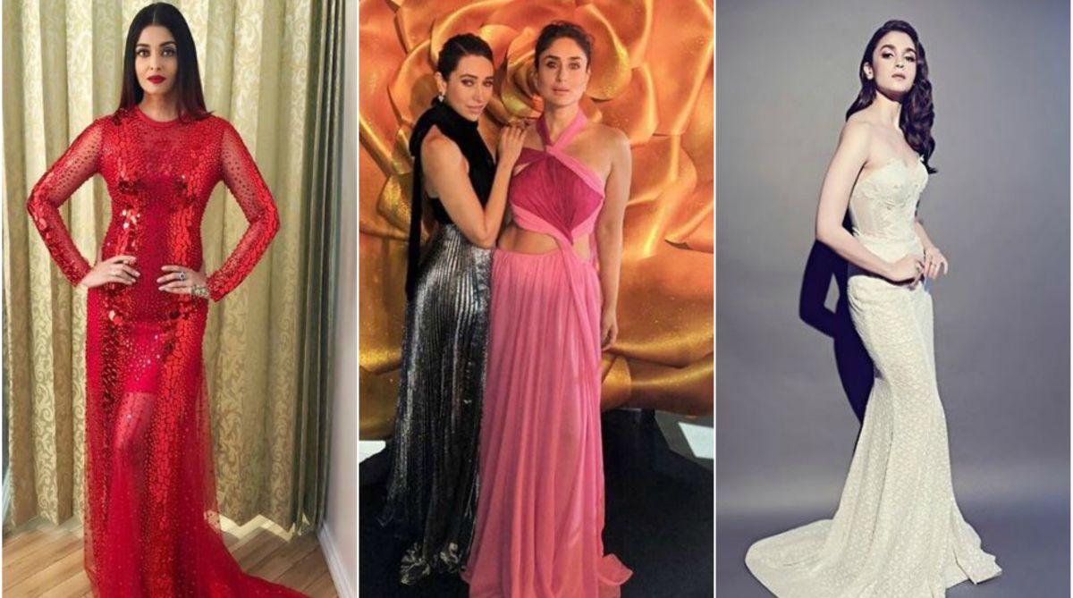 Lux Golden Rose Awards, Lux Golden Rose Awards 2018, Kareena Kapoor Khan, Alia Bhatt, Aishwarya Rai Bachchan, Madhuri Dixit, Manushi Chhillar