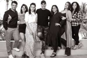 Mission Mangal: Akshay Kumar collaborates with Taapsee Pannu, Vidya Balan, Sonakshi Sinha, and Nithya Menen