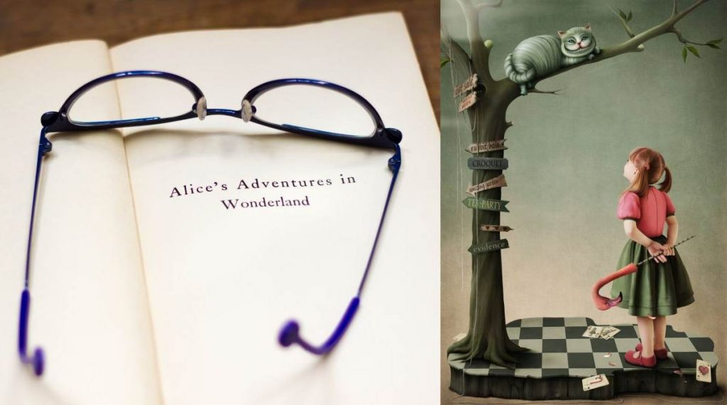 Children's Day, Alice's Adventures in Wonderland, Harry Potter, Swami and Friends, Winnie-the-Pooh