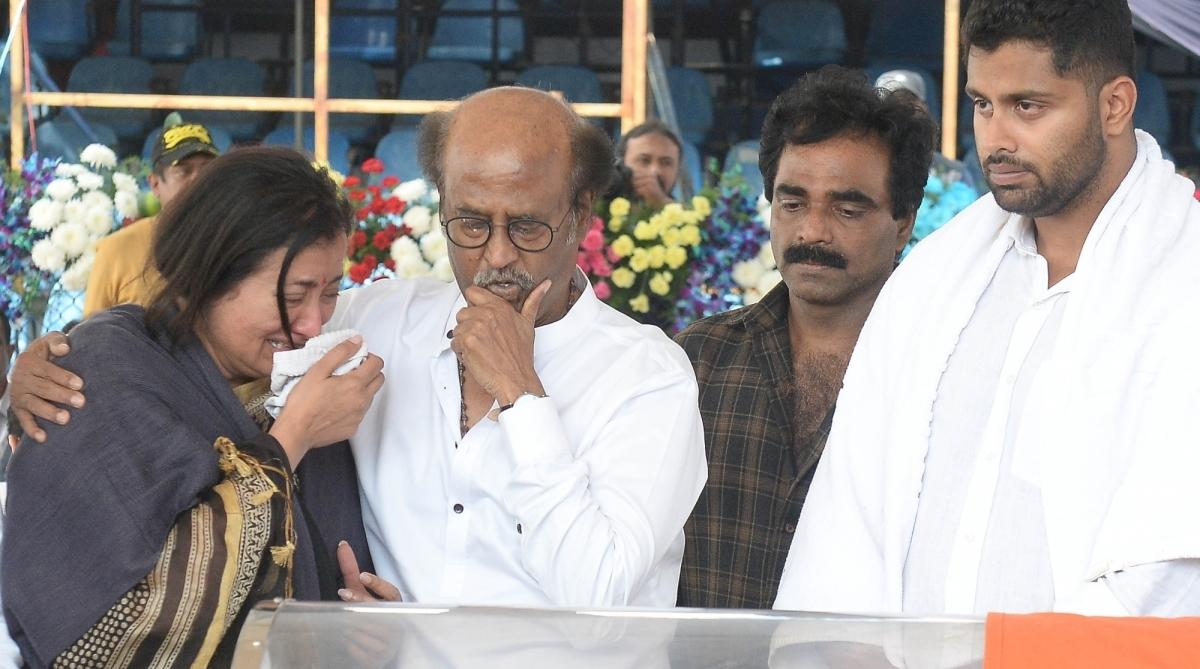PM Modi, Grief, MH Ambareesh, Death, Karnataka, Mourning