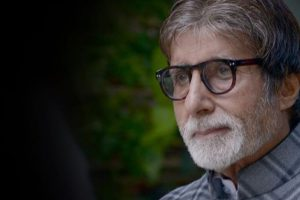 Honoured to perform National Anthem with special children: Amitabh Bachchan