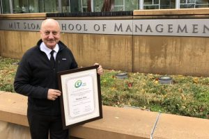 Anupam Kher conferred title by Boston business school