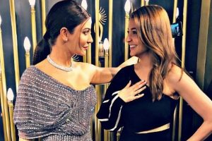 Anushka Sharma unveils interactive wax statue at Singapore Madame Tussauds