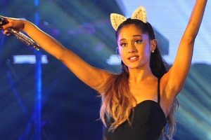 Ariana Grande blasts Piers Morgan over 'nudity' comments