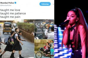 Mumbai Police gives twist to Ariana Grande's 'Thank You, Next'; here is how Twitteratti react