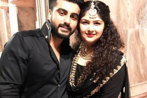 Arjun Kapoor hits back at trolls who abused his sister Anshula Kapoor