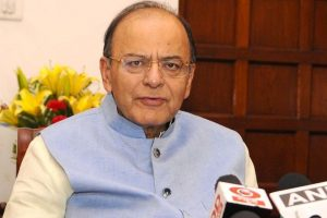 Development can benefit few but leave out many: Arun Jaitley