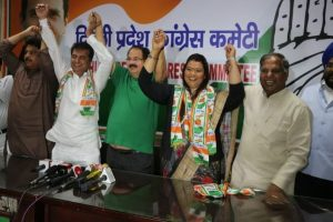 Buta Singh's daughter joins Cong