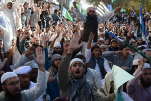 Protests over Asia Bibi's acquittal called off