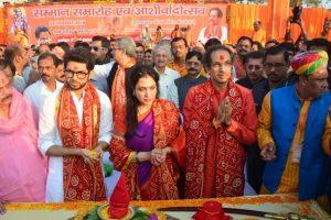 Ayodhya tense ahead of 'Dharma Sabha'
