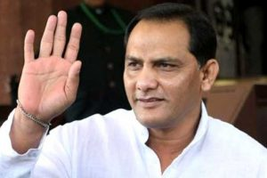Mohammad Azharuddin appointed working president of Telangana Congress Committee
