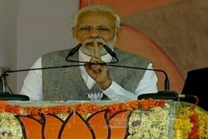 PM Modi slams Congress for mocking his mother