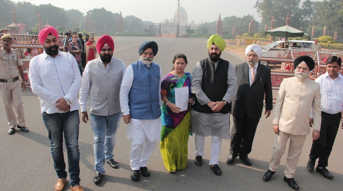 BJP delegation, President Kovind, SIT, Supreme Court, 1984 anti-Sikh riots