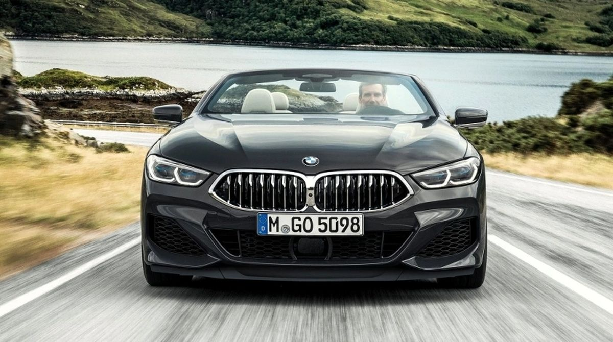 BMW 8 Series, BMW 8 Series convertible, S-Class Cabriolet, M850i xDrive, 840d xDrive
