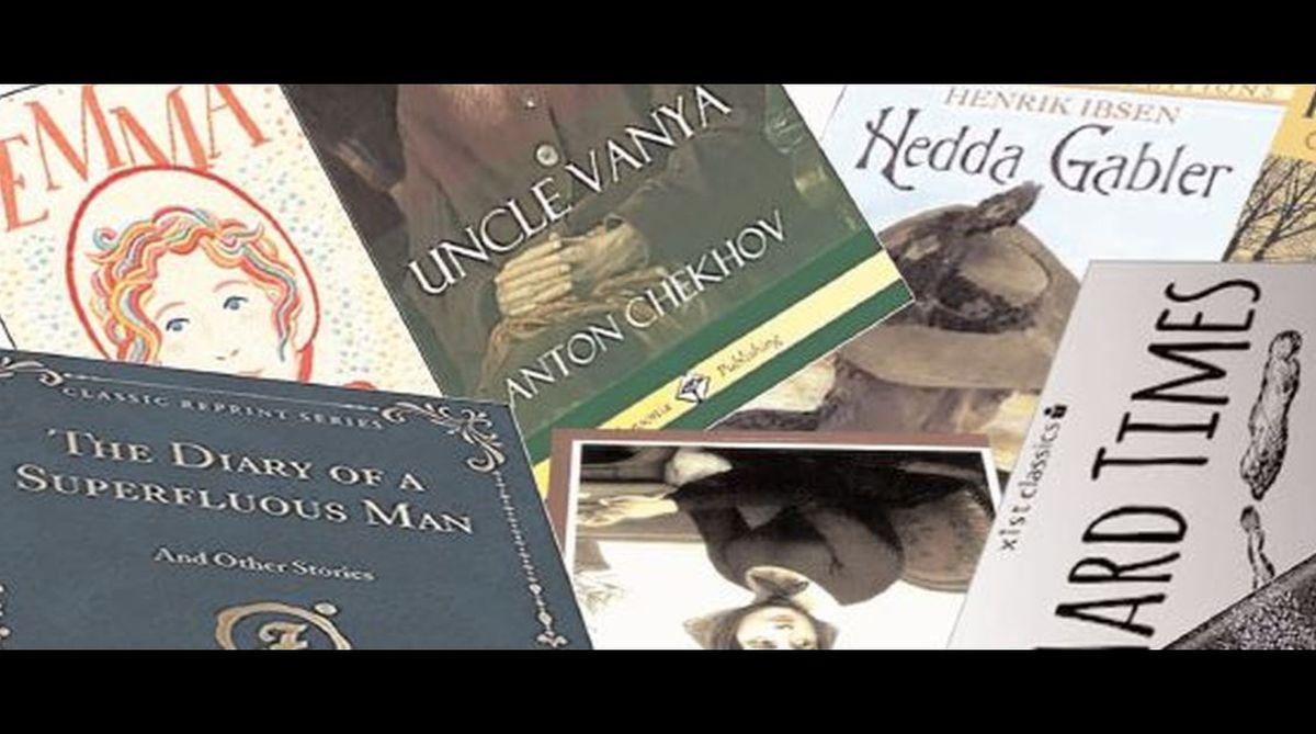 boredom, Jane Austen,Charles Dickens,Ivan Turgenev, Oblomov, Gustav Flaubert,Anton Chekov