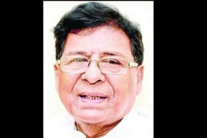 Former Odisha MP Baishnab Charan Parida dead