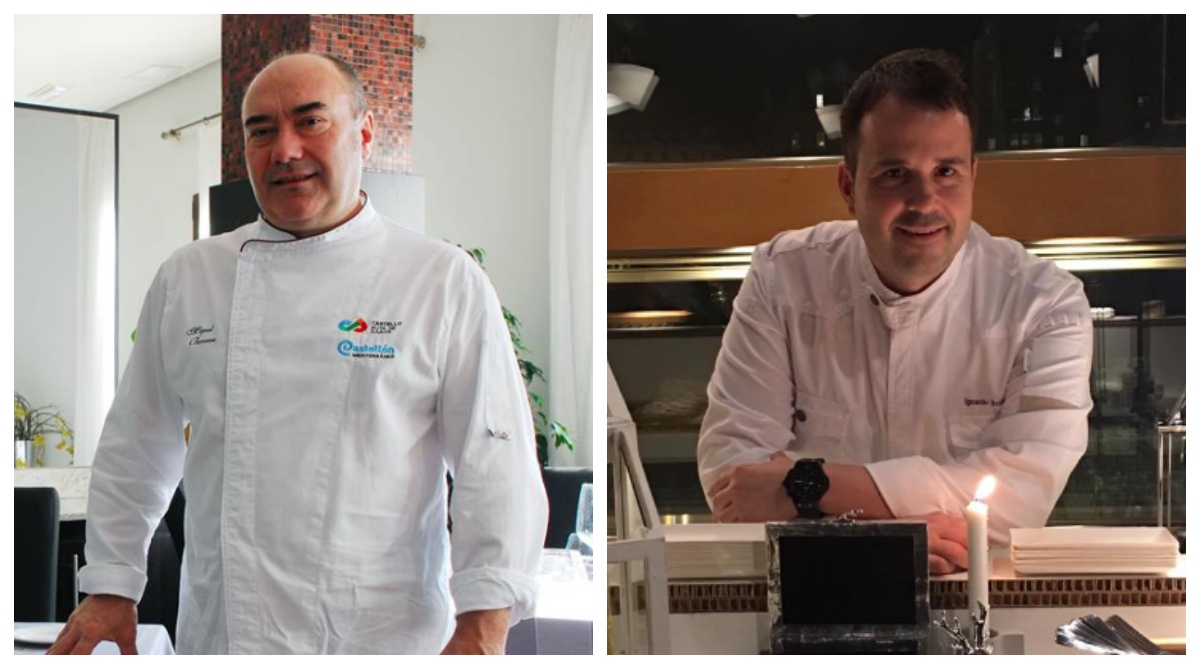 Ever tasted fabada, salmorejo? You must, say Michelin Star chefs from Spain