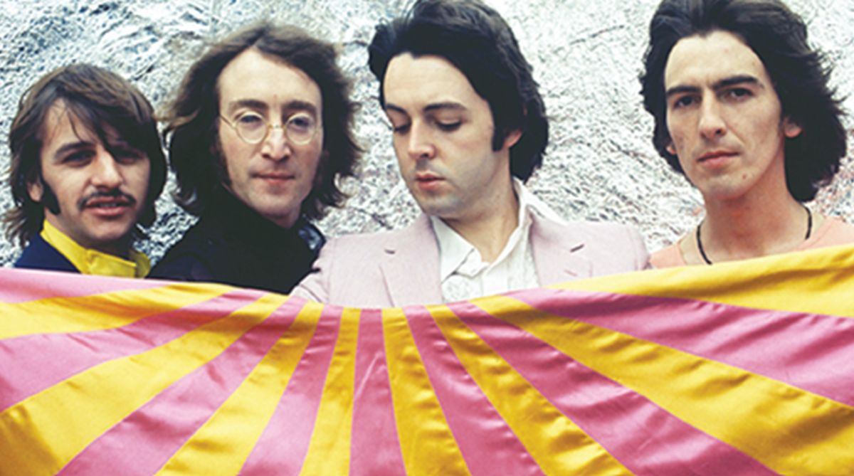John Lennon, The Beatles, Maharishi Mahesh Yogi,George Martin,Brian Epstein,Vietnam War,Paul McCartney,The White Album,Eric Clapton