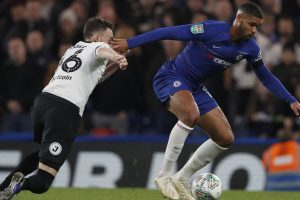 Chelsea's Loftus-Cheek left behind and to ponder his future