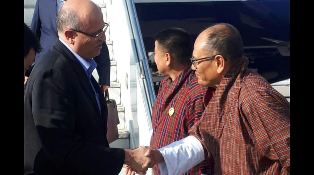 Bhutan, new Bhutan government, Foreign Secretary Vijay Gokhale, Bhutan PM Lyonchhen Dr Lotay Tshering, Bhutan King Jigme Khesar Namgyel Wangchuck