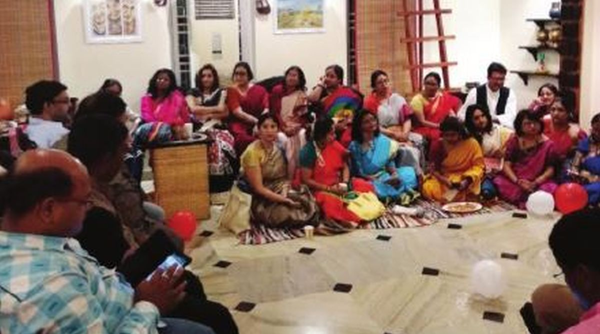 Bid to keep Bijoya tradition alive