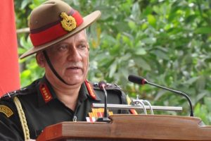 Army chief visits Nelang valley on Indo-China border