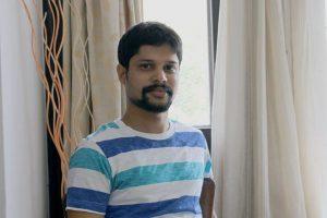 Siliguri artist Biplab Sarkar shines in Scotland, recalls struggle