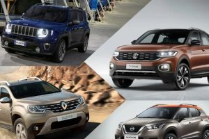Upcoming: 8 new compact SUVs by 2020