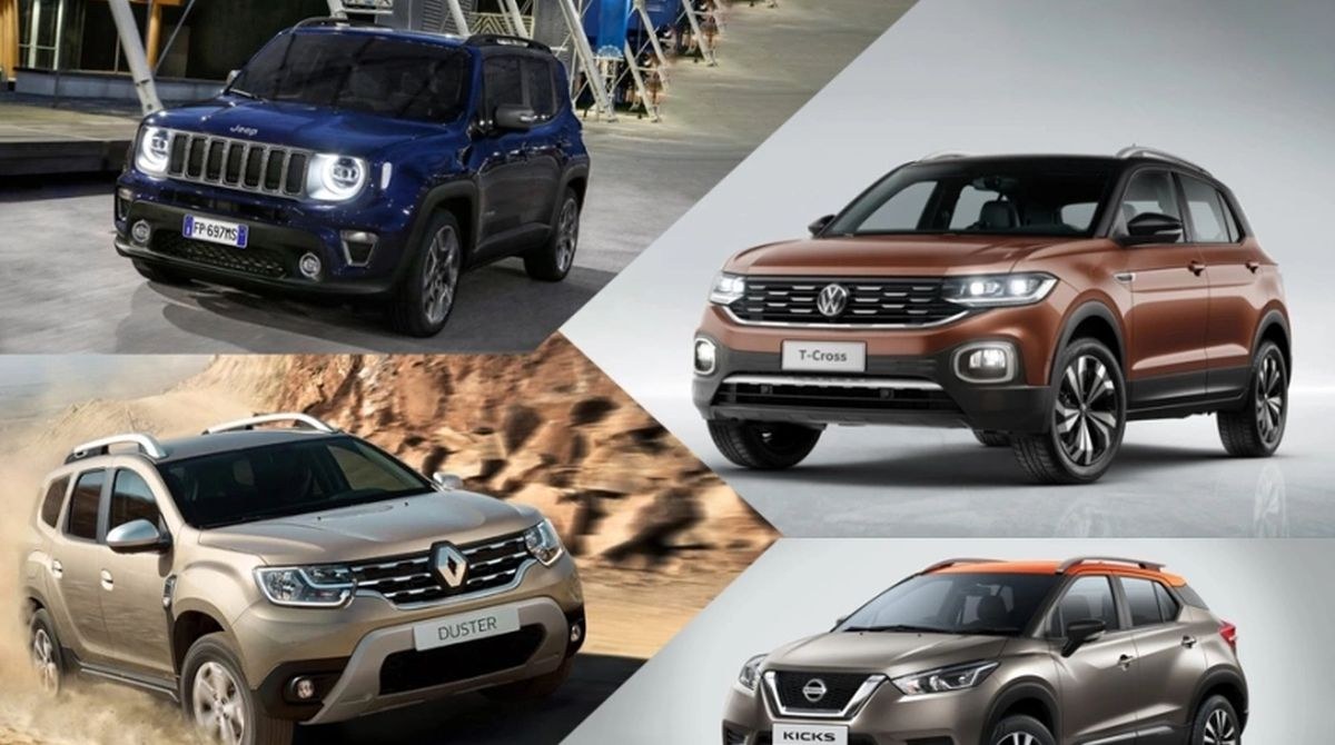 compact SUVs, upcoming SUVs, SUVs 2020,