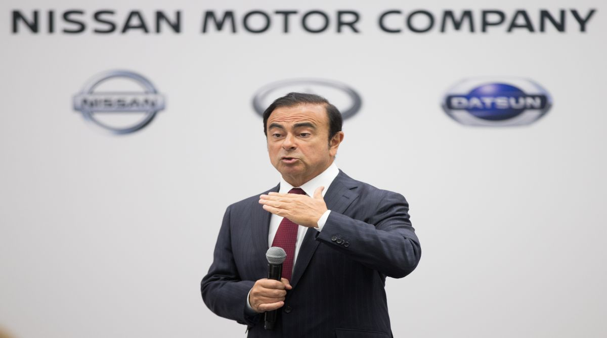 Nissan chairman Carlos Ghosn accused of corruption, faces arrest: Report