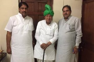 In Chautala battle, Ajay sees Duryodhana in brother