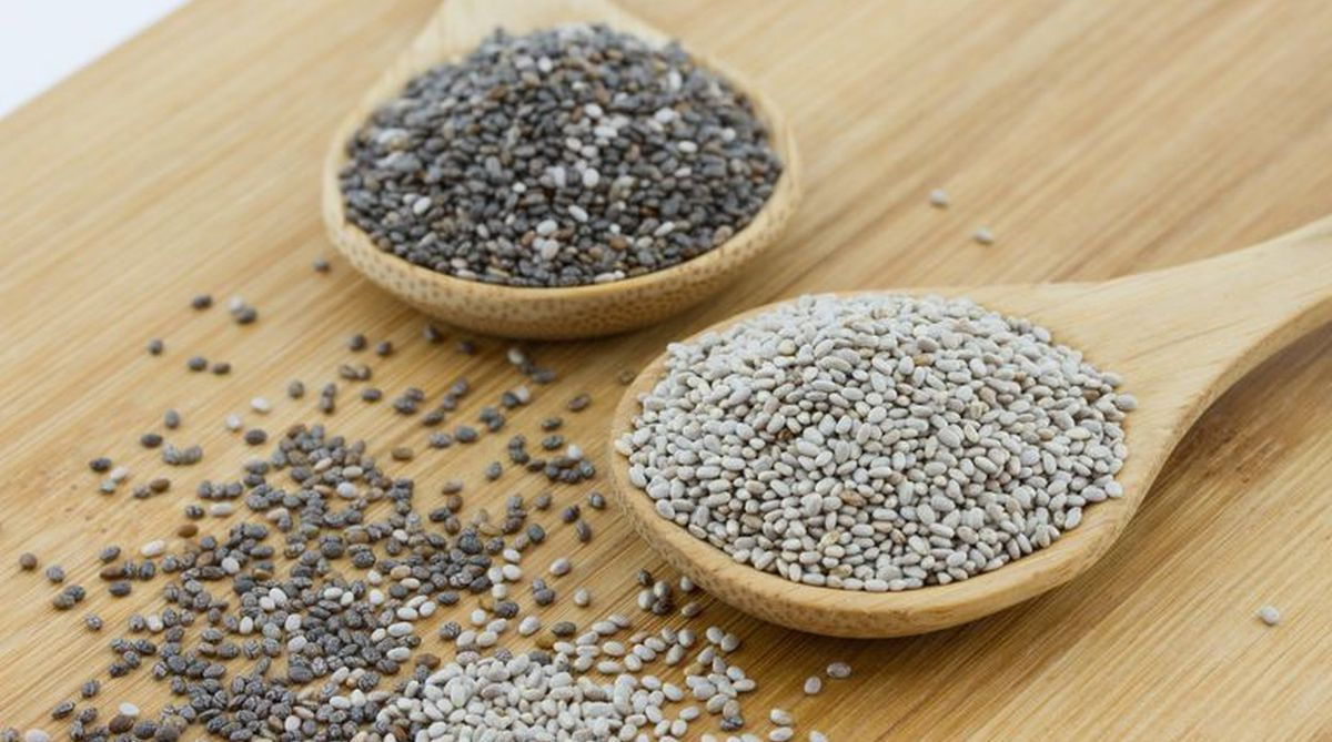 Incorporate chia seeds in your daily diet