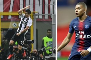 Luis Figo feels, Kylian Mbappe as good as Ronaldo and Ronaldo
