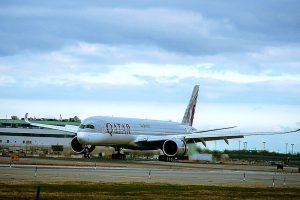 Water tanker hits Qatar Airways plane at Kolkata airport, all passengers safe